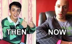 Oh No They Didn't! - Steve Burns of Blue's Clues fame is doing theatre now!