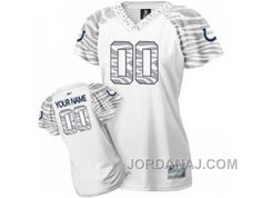 http://www.jordanaj.com/customized-indianapolis-colts-jersey-women-zebra-zebra-field-flirt-fashion-football.html CUSTOMIZED INDIANAPOLIS COLTS JERSEY WOMEN ZEBRA ZEBRA FIELD FLIRT FASHION FOOTBALL Only $60.00 , Free Shipping!