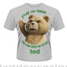 CAMISETA TED - THUNDER M … Comprar de Ocasión df84a34c45
