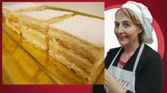 Zuppetta napoletana - semplicemente meravigliosa - Le ricette di Zia Franca - YouTube Chess Cake, Mini Pastries, Italian Cookies, Afternoon Tea, Biscotti, Truffles, Vanilla Cake, Oreo, Sweets