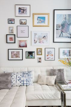 how to create a living area in a tiny studio