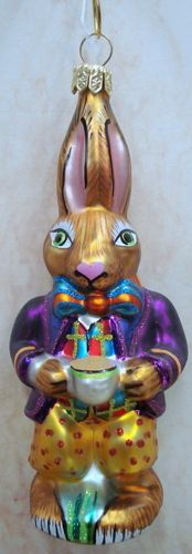 The March Hare Ornament by Tannenbaum $45.98