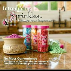 Pink Zebra Sprinkles Made with soy in the US,non toxic sprinkles with essential oils.put in a warmer or sprinkle on a candle! pink zebra Other