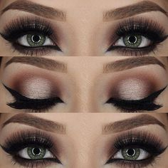Once upon a time, these make up looks might have been fashionable and up to date, but in the century they're a big no no. Here's a rundown of some of the worst make up crimes a person can commit, so you know to avoid them! Pretty Makeup, Love Makeup, Makeup Inspo, Makeup Inspiration, Makeup Ideas, Makeup Set, Makeup Guide, Makeup Style, Makeup Trends
