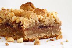 Peanut Butter and Jelly Bars | Bake or Break