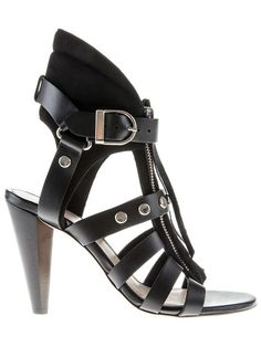 Shop Iro 'Xilly' strappy sandals in Smets from the world's best independent boutiques at farfetch.com. Over 1500 brands from 300 boutiques in one website.