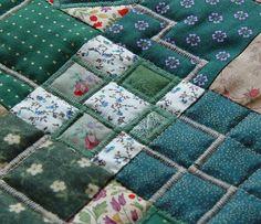 The Textile Cuisine: Gardening with fabric and thread / Ogrody z tkanin i nici