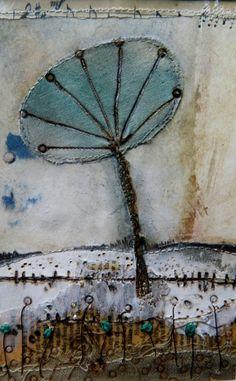 By Louise O'Hara of DrawntoStitch www.drawntostitch.com