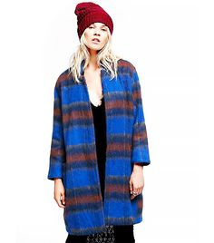 Free People Graphic Coat // #Shopping
