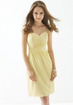 This is a very cute and simple style! Need it in BLUSH PINK or MINT GREEN though. :)