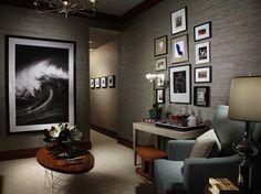 Bilderesultat for masculine living room