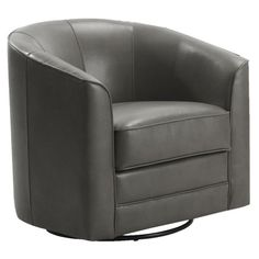 Looking for Emerald Home Milo Gray Accent Chair Faux Leather Upholstery, Welt Trim, And Curved Back ? Check out our picks for the Emerald Home Milo Gray Accent Chair Faux Leather Upholstery, Welt Trim, And Curved Back from the popular stores - all in one. Grey Accent Chair, Grey Chair, Accent Chairs, Arm Chairs, Club Chairs, Home Office Furniture, Accent Furniture, Gray Furniture, Furniture Ads