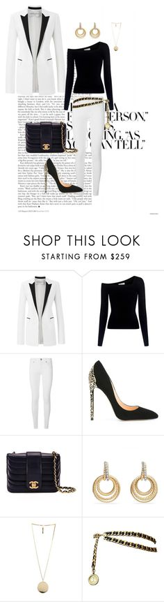 """""""Image Kollection Inspiration"""" by imagekollection ❤ liked on Polyvore featuring Amanda Wakeley, A.L.C., Burberry, Cerasella Milano, Chanel, David Yurman and Givenchy"""
