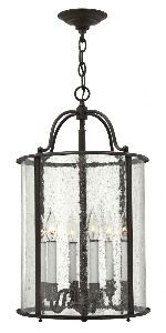 Gentrys traditional design is offered in three classic finishes, Olde Bronze, Pewter and Polished Brass. The clear bent glass panels, white candle sleeves and coordinating candle chasers add classic e Foyer Pendant Lighting, Entryway Lighting, Ceiling Pendant, Interior Lighting, Lighting Ideas, Pendant Lights, Apartment Lighting, Accent Lighting, Lantern Pendant