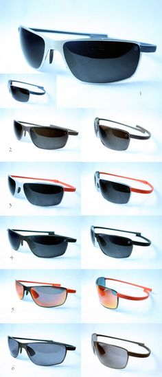 34be8c77eaa63 Tag Heuer 5021 Curve 2S Sunglasses Pistol Pete