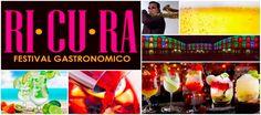 El Sábado 28 de Marzo de 2015, se llevará a cabo en el Cuartel de Ballajá en Puerto Rico el Festival Gastronómico RI.CU.RA donde se reúnen más de 40 restaurantes de la isla con reconocidos Chefs internacionales.