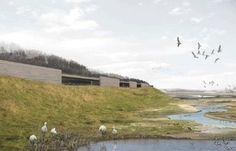 Architectura - Vergunning voor bouw nieuwe Zwin Natuurcentrum afgeleverd