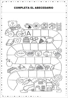 Complete o Alfabeto First Week Activities, Preschool Activities, Complete O Alfabeto, Preschool Spanish, English Lessons For Kids, Alphabet Worksheets, Halloween Signs, Letter Sounds, Kids Education
