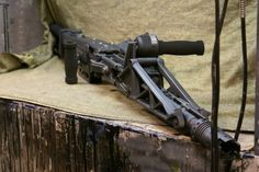 Aliens Full Sized 1 1 Functional Smartgun Colonial Marines See Custom Made   eBay