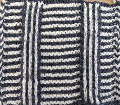 .... en side om en yndlingsbeskæftigelse: håndstrik Slip Stitch Knitting, Knitting Stitches, Knitting Designs, Free Knitting, Knitting Patterns, Knitting Ideas, Waffle Stitch, Drops Design, Knitwear Fashion
