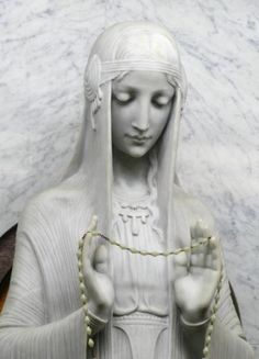 Mother Mary  the Rosary