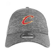 Gorra New Era para hombre de la línea HBA en tejido de punto color gris con  diseño alusivo al equipo Cleveland Cavaliers silueta 920 visera rígida  curva ... a5137167957