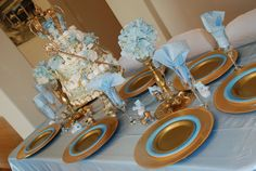 """Photo 14 of 16: Little Prince and Princess babyshower / Baby Shower/Sip & See """"Little Prince and Princess"""" 