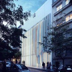 MUSEO DE ARTE CICLADICA POR ARQUITECTOS ASOCIADOS KOIS