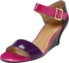 Nine West Women's Playitcool Wedge Sandal