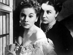 Rebecca (1940), Judith Anderson and Joan Fontaine.