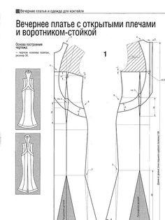Schnittkonstrution_Abendkleider - Ирина Владимирова - Álbumes web de Picasa