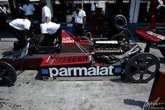 Alfa Romeo 1260  3.0L V12 in Brabham BT48