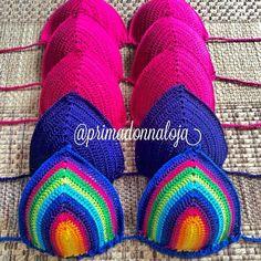 louca por linhas - crochet e patchwork: Trend Alert! Cropped