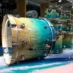 Dw drums are still the best at making awesome looking drums