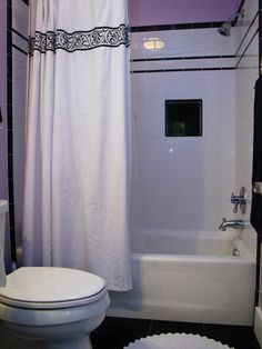 Harbinger- full bath next to kitchen   Tumbleweed Tiny House Company