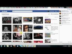 How to make your Facebook pictures private.