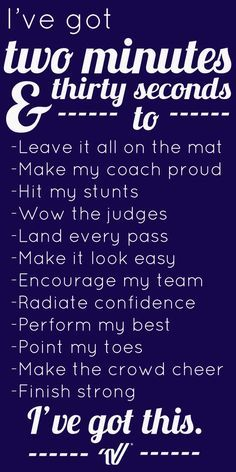 cheerleading quote i loved every minute of it - Google Search