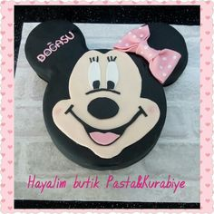 Minnie mouse pastamm :)