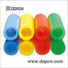 Colorful Polyurethanes PU Air Straight Tubing