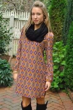 Magic Eye Dress - $44.00