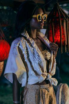 Tiki Paradise by Julia Galdo
