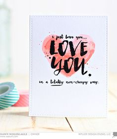 VIDEO: Easy Backgrounds for Bold Sentiments
