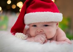 Merry Christmas from baby Levi!