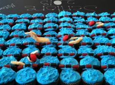 swim team cupcakes - Yahoo Search Results