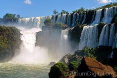 Cataratas de Iguazu, escenarios de cine y películas