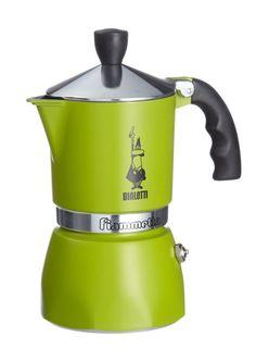 Bialetti - Fiammetta Colours 3 Cup Coffee maker Green