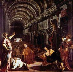 Tintoretto - Wikipedia, la enciclopedia libre