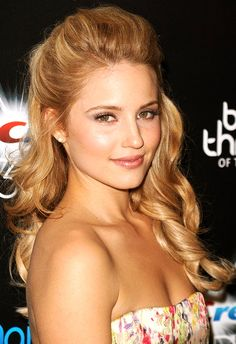 Another option for half-up wedding hair,  Go To www.likegossip.com to get more Gossip News!