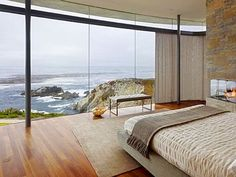 24 Amazing Bedrooms with Magnificent Views - cliffs
