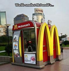 funny-McDonalds-smallest-world-store